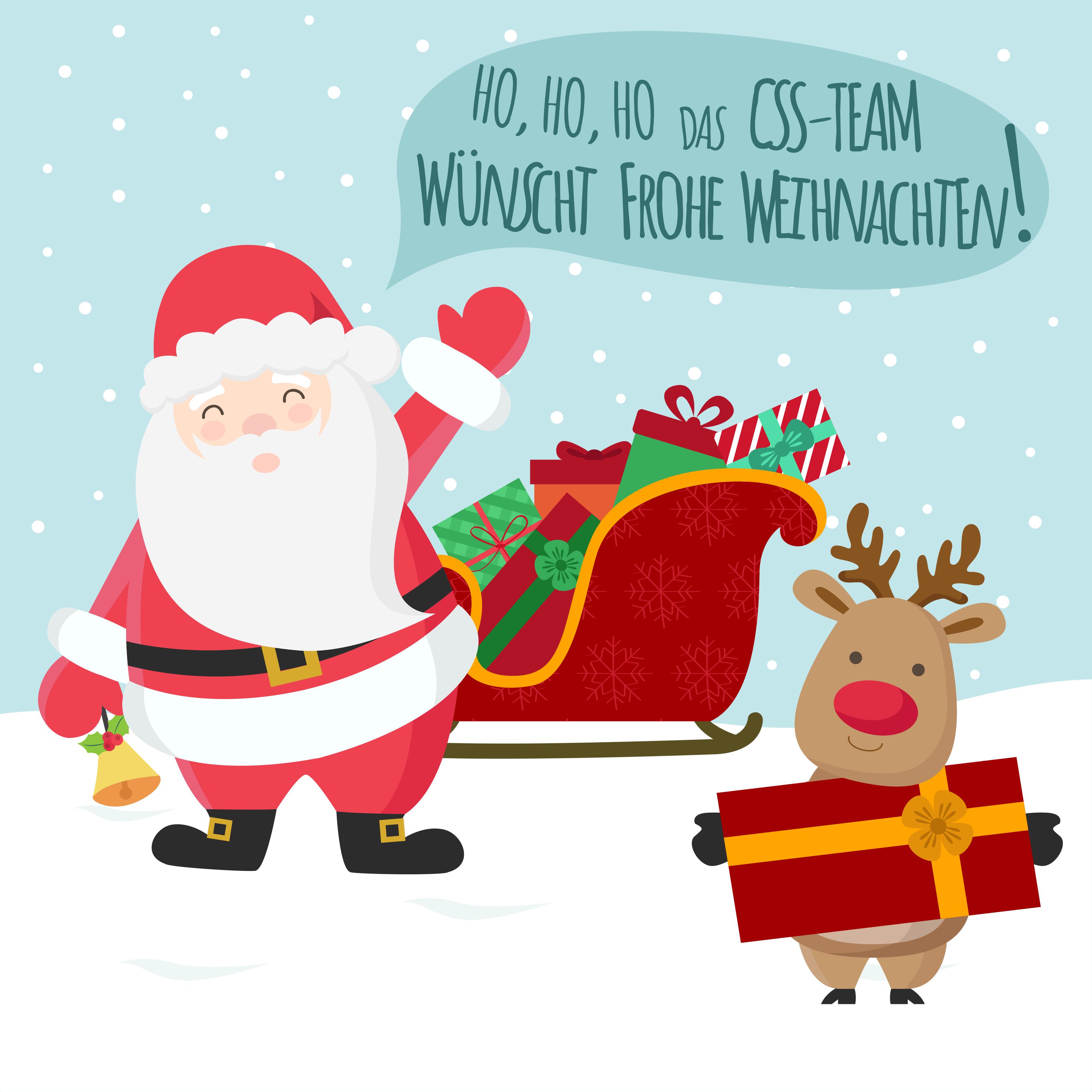 Eihnachtsgruß Wünschen Wir Euch Schöne Feiertage – Tintnwrap